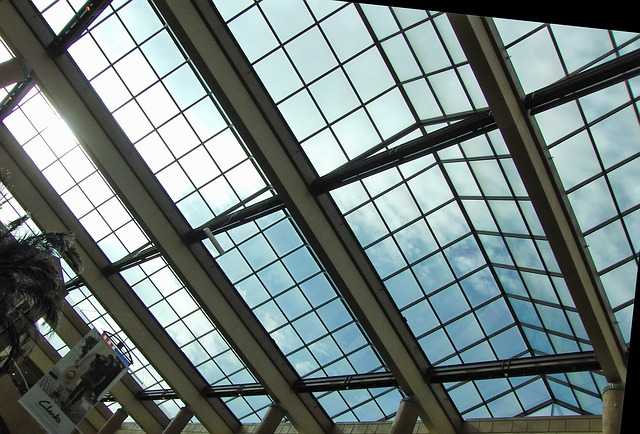 The Shapes, Types and Materials of Rooflights and Skylights